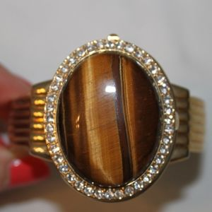 Geneva Gold Watch